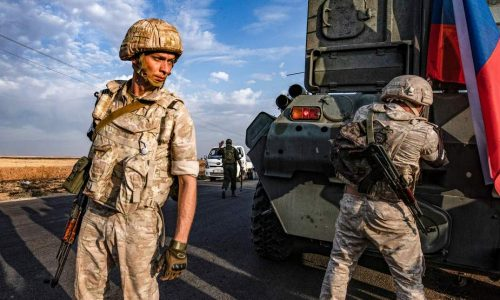 Russia's Comeback Isn't Stopping With Syria