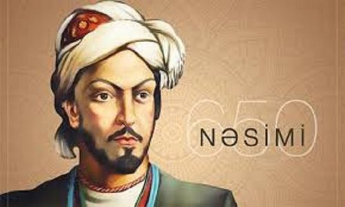 "2019 YEAR – ""YEAR OF NASIMI: 650 YEARS ANNIVERSARY OF THE GREAT AZERBAIJANI POET IMADEDDIN NASIMI, FROM WHICH EGYPT AUTHORITY REMOVED THE SKIN, AND HEAD AND FOOT TALKED SULTAN OF THE COUNTRY."
