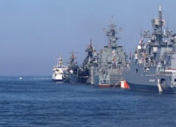 Russia's Black Sea Dominance Strategy—A Blend of Military and Civilian Assets