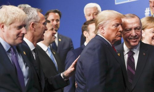 Erdogan and Trump at the NATO Summit: Another Display of Solidarity