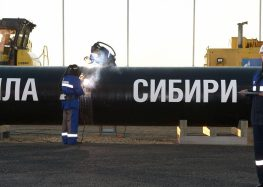 Power of Siberia Opens Chinese Gas Market