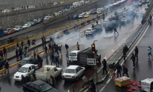 With Chaos in the Streets of Iran, Here's How the United States Could Help the Iranian People