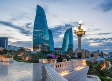 Baku, Azerbaijan Is Opening up to the World — Here's How to Have the Perfect Trip