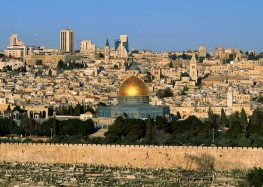 Conflict between Palestine and Israel: Religio-Political Perspective