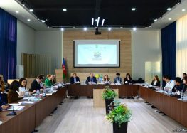 Baku holding first meeting of 'Goodwill Meridians' volunteer event (PHOTO)