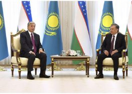 Kazakhstan and Uzbekistan Likely to Sign Border Treaty Soon to Avoid Worse Problems