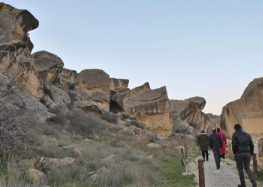 Gobustan rock art: Bridges ancient, modern times