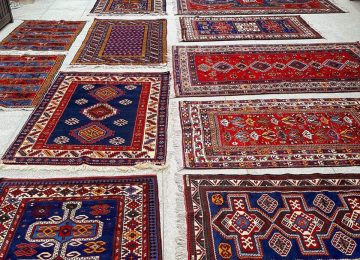 In Azerbaijan, The Carpet Artisans Are Quietly Preserving Age-Old Traditions