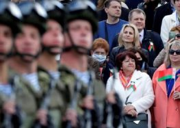 Belarusian Victory Day Parade in Midst of Pandemic: A Propaganda Coup Against Moscow
