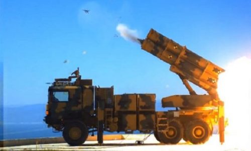 Turkey's Heavy 'Tiger' Rocket Spotted in Azerbaijan's Nakhchivan Exclave