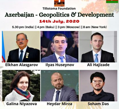 Azerbaijan – Geopolitics & Development
