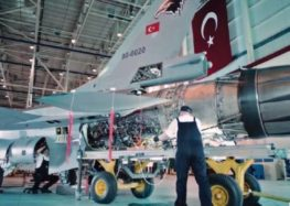 Hot Issue – Turkish Airpower has a Fifth Generation Aircraft Problem