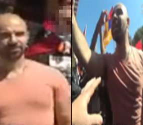 Man Wanted In Assault During Armenian Protest At Azerbaijani Consulate
