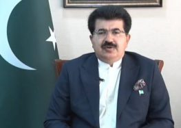 Sajnrani stresses need for strengthening Pak-Azerbaijan parliamentary cooperation