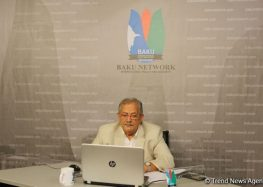 "Baku holds video conference entitled ""Heritage of Caucasian Albania"" [VIDEO]"