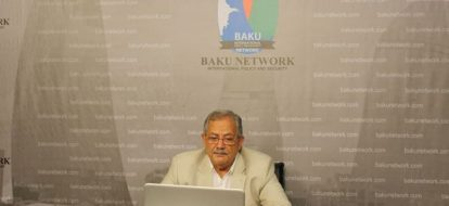 """Baku holds video conference entitled """"Heritage of Caucasian Albania"""" [VIDEO]"""