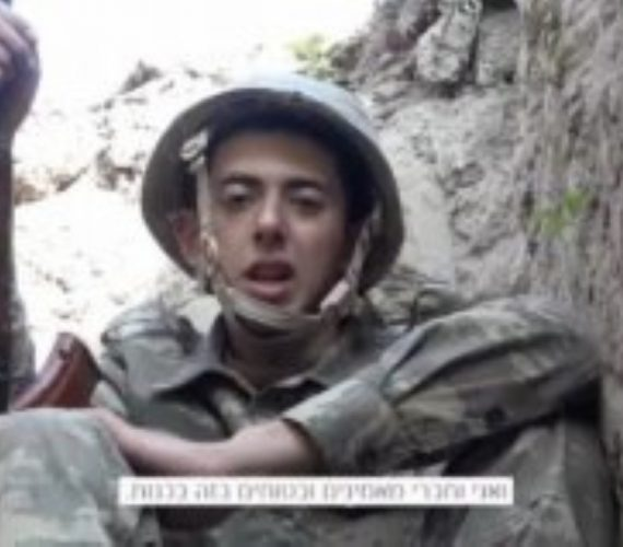 Jews shoulder to shoulder with Azerbaijanis fight against Armenians in Karabakh
