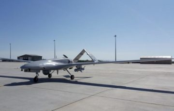 Turkey Transfers Drone Warfare Capacity to Its Ally Azerbaijan