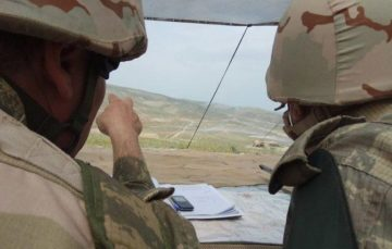 Azerbaijan Makes Strategic Advances Along Karabakh's Northern, Southern Flanks