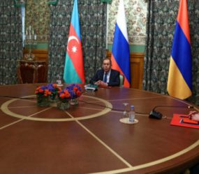 Russia Watches as Karabakh War Reaches Decisive Turning Point