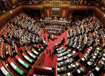 Italian Chamber of Deputies adopts resolution about trilateral statement on Karabakh