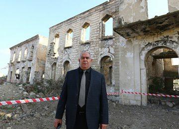 Azerbaijan: Residents recall lost glory of Aghdam city