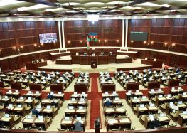 Azerbaijani parliament responds to US Senators in its statement