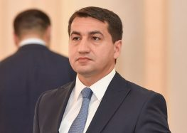 Baku: Legal system for Russian peacekeeper mandate under discussion